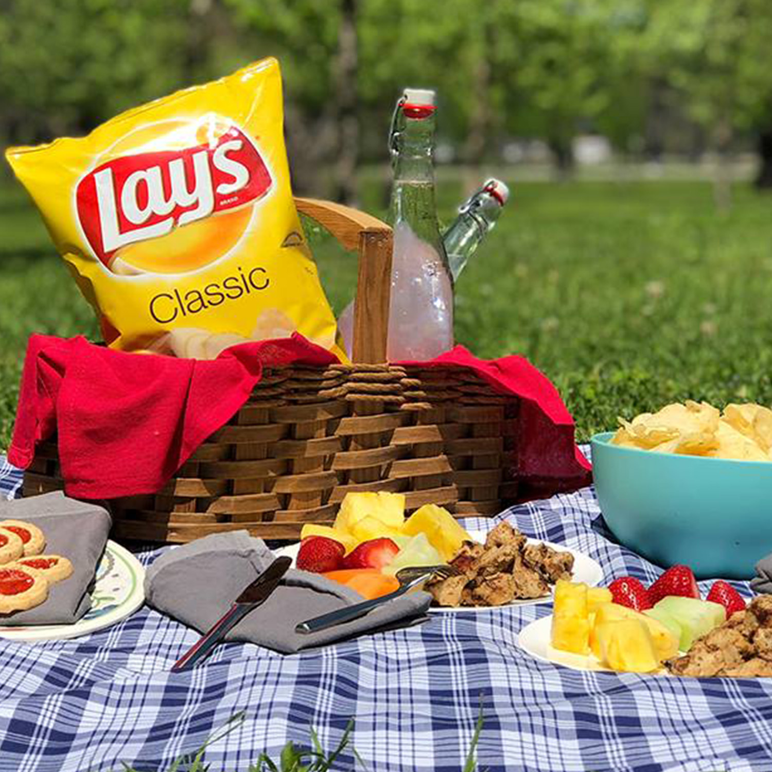 Lay's Classic Party Size Potato Chips, 15 25 Oz