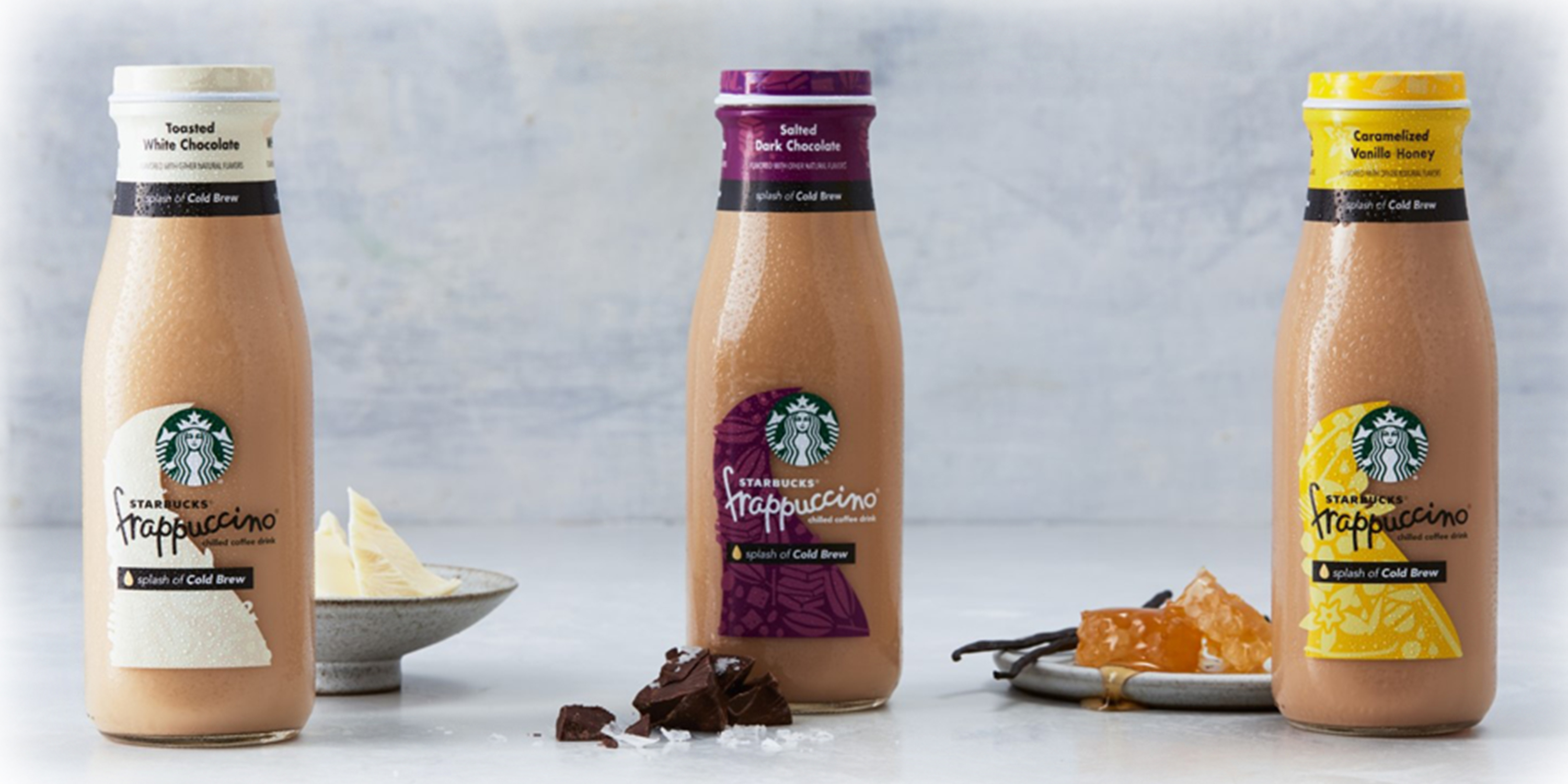 Starbucks Frappuccino With Cold Brew 2 Flavor Variety Pack